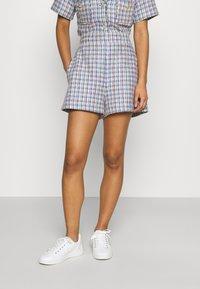 maje - IZAM - Shorts - multicouleur - 0