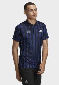 adidas Performance - Polo shirt - blue - 2