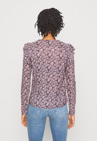 Pieces - PCGWENA - Long sleeved top - winsome orchid - 2