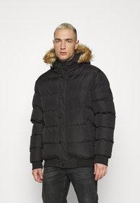 Newport Bay Sailing Club - Winter jacket - black - 0