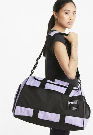 GYM DUFFLE - Sports bag - light lavender