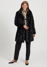 Vila - Winter coat - black - 1