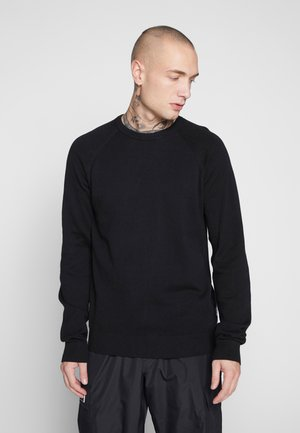 ONSDUKE CREW NECK - Jumper - black