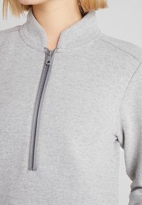 Bergans - OSLO DRESS - Denní šaty - grey melange - 5