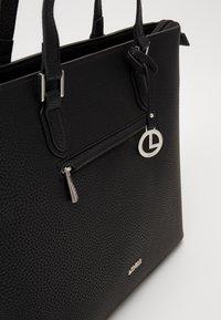 L.CREDI - ELLA - Tote bag - black - 2