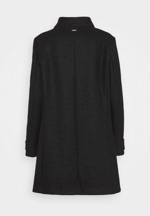 CAPPOTTO NAVETTA - Płaszcz wełniany /Płaszcz klasyczny - nero
