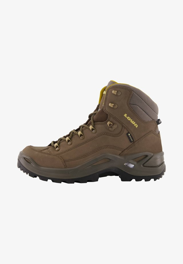 Hiking shoes - olive