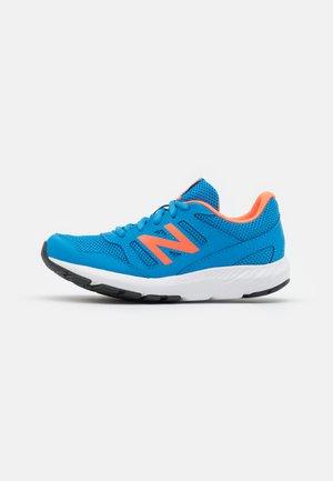 570 UNISEX - Zapatillas de running neutras - blue/orange