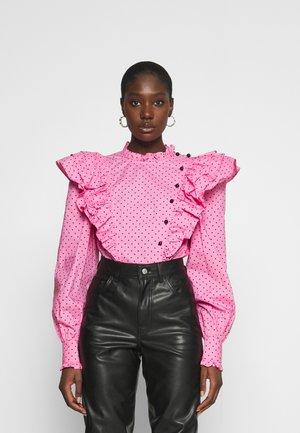 DAFINA - Blouse - glory pink