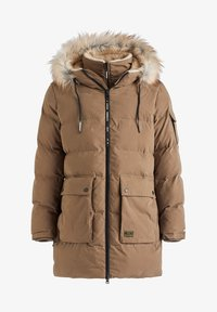 khujo - RIDLEY - Winter coat - khaki - 10