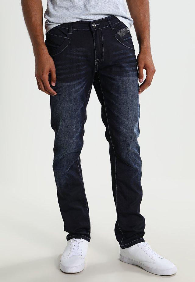 BLACK STAR - Slim fit jeans - dark blue