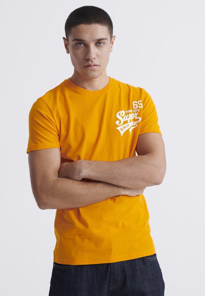 Homme SCRIPT CLASSIC  - T-shirt imprimé