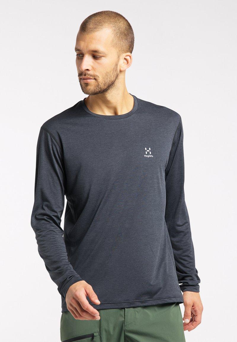 Haglöfs - Sports shirt - true black