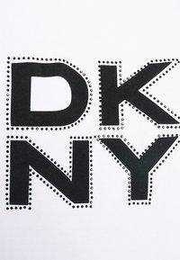 DKNY - STACKED LOGO  - Sweatshirt - ivory - 6