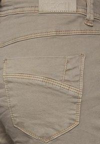 Cecil - Slim fit jeans - beige - 5