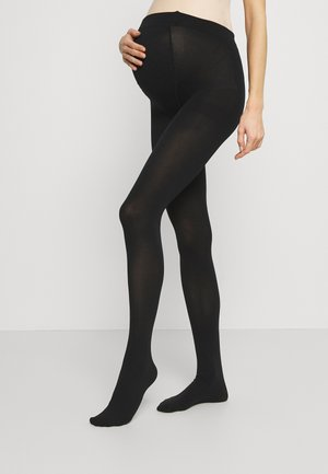 TIGHTS MATERNITY - Medias - black
