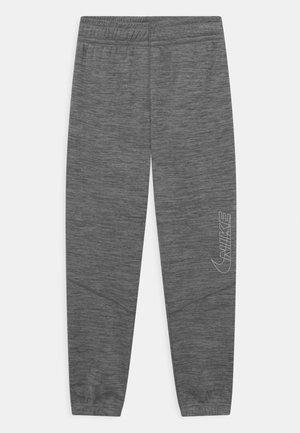 Tracksuit bottoms - smoke grey/heather