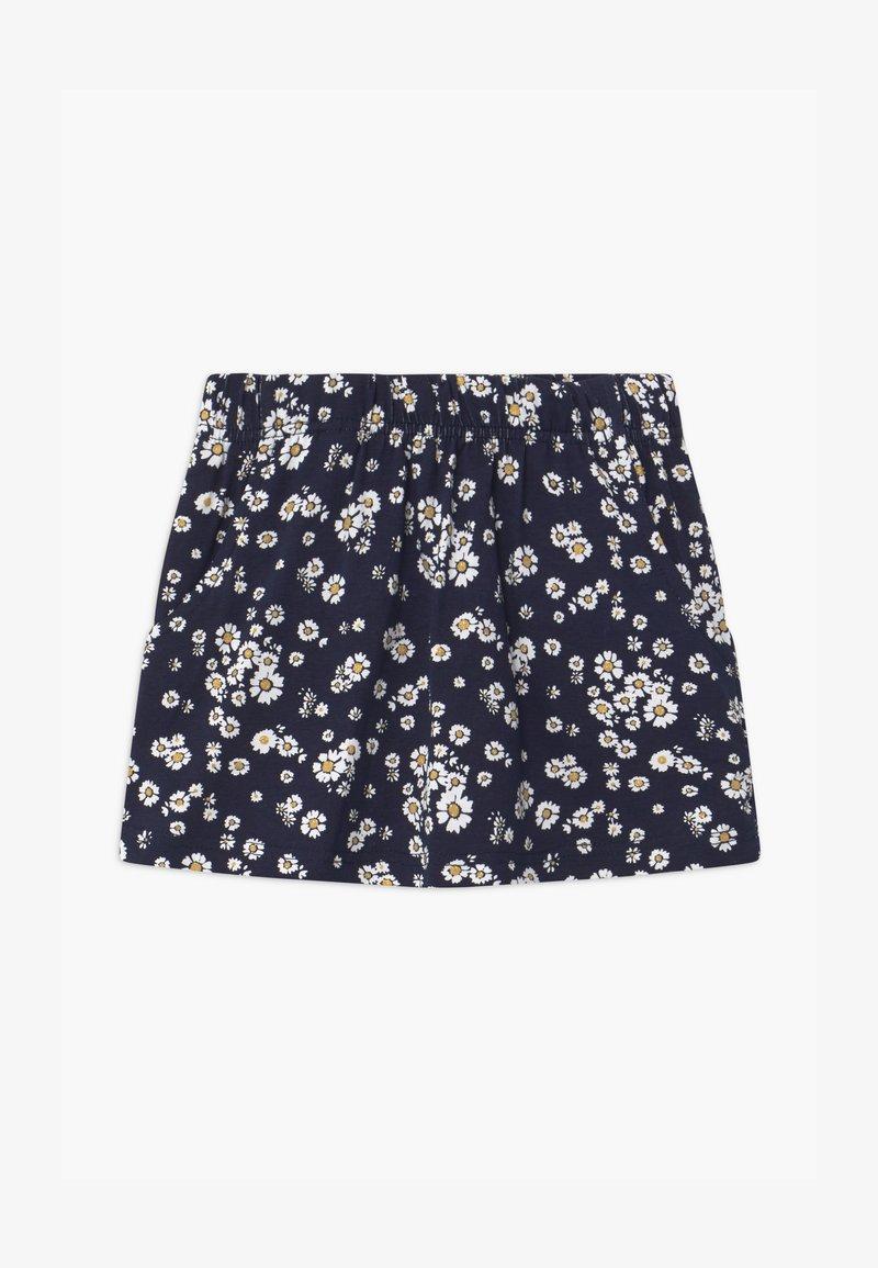 Blue Seven - SMALL GIRLS DAISY - Mini skirt - nachtblau