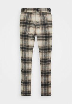 STUART - Chino kalhoty - combo