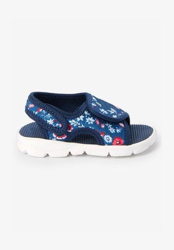 BEACH - Baby shoes - dark blue