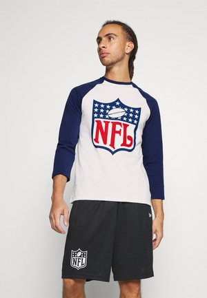 NFL TRUE CLASSICS SHIELD  - Print T-shirt - white