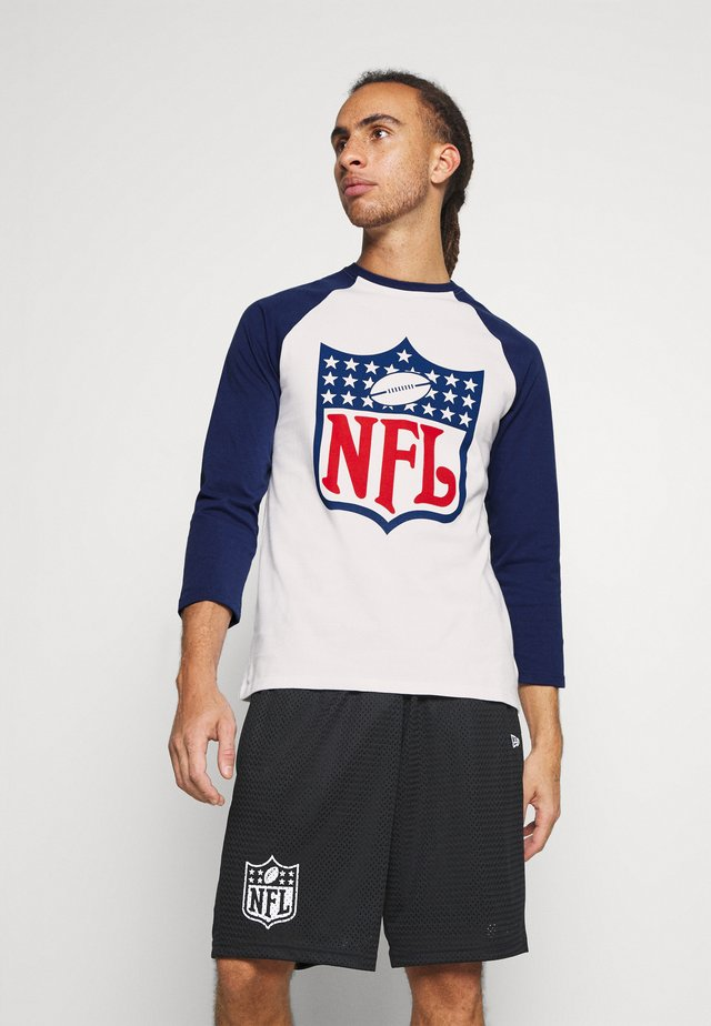 NFL TRUE CLASSICS SHIELD  - T-Shirt print - white