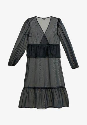 JENNIFER DRESS - Denní šaty - organza black