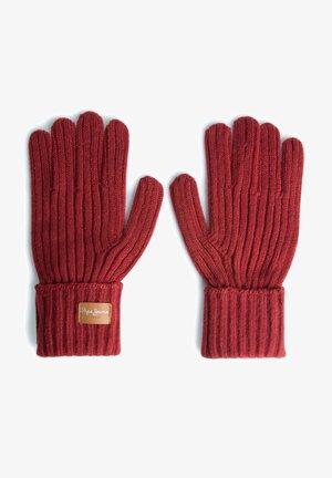 EMILY  - Gloves - winter red