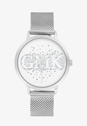 Uhr - silber