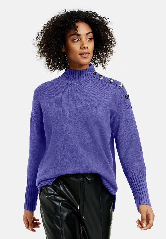 Pullover - vibrant lilac