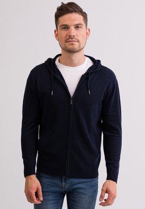 Cardigan - marine blau