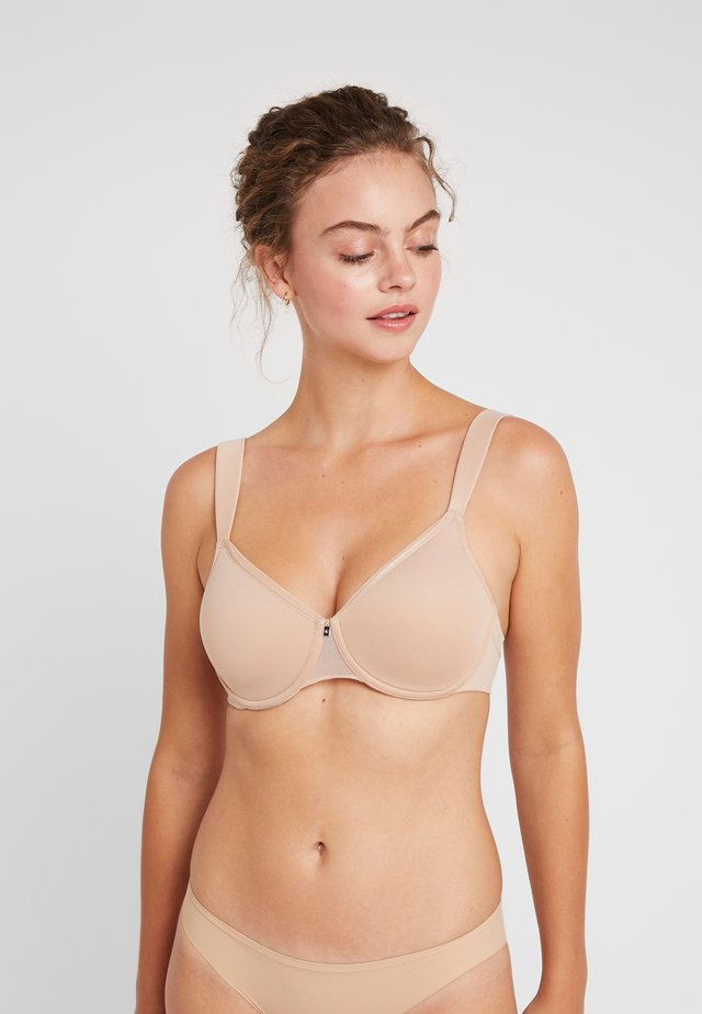 TRUE SHAPE SENSATION - T-shirt bra - smooth skin