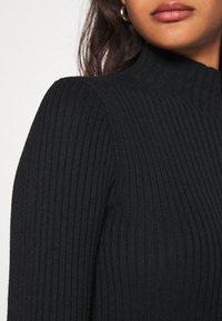 EDITED - HADA DRESS - Jumper dress - black - 5