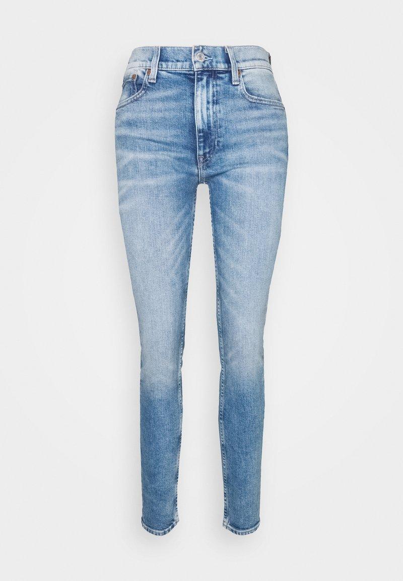 Polo Ralph Lauren - Skinny džíny - light indigo