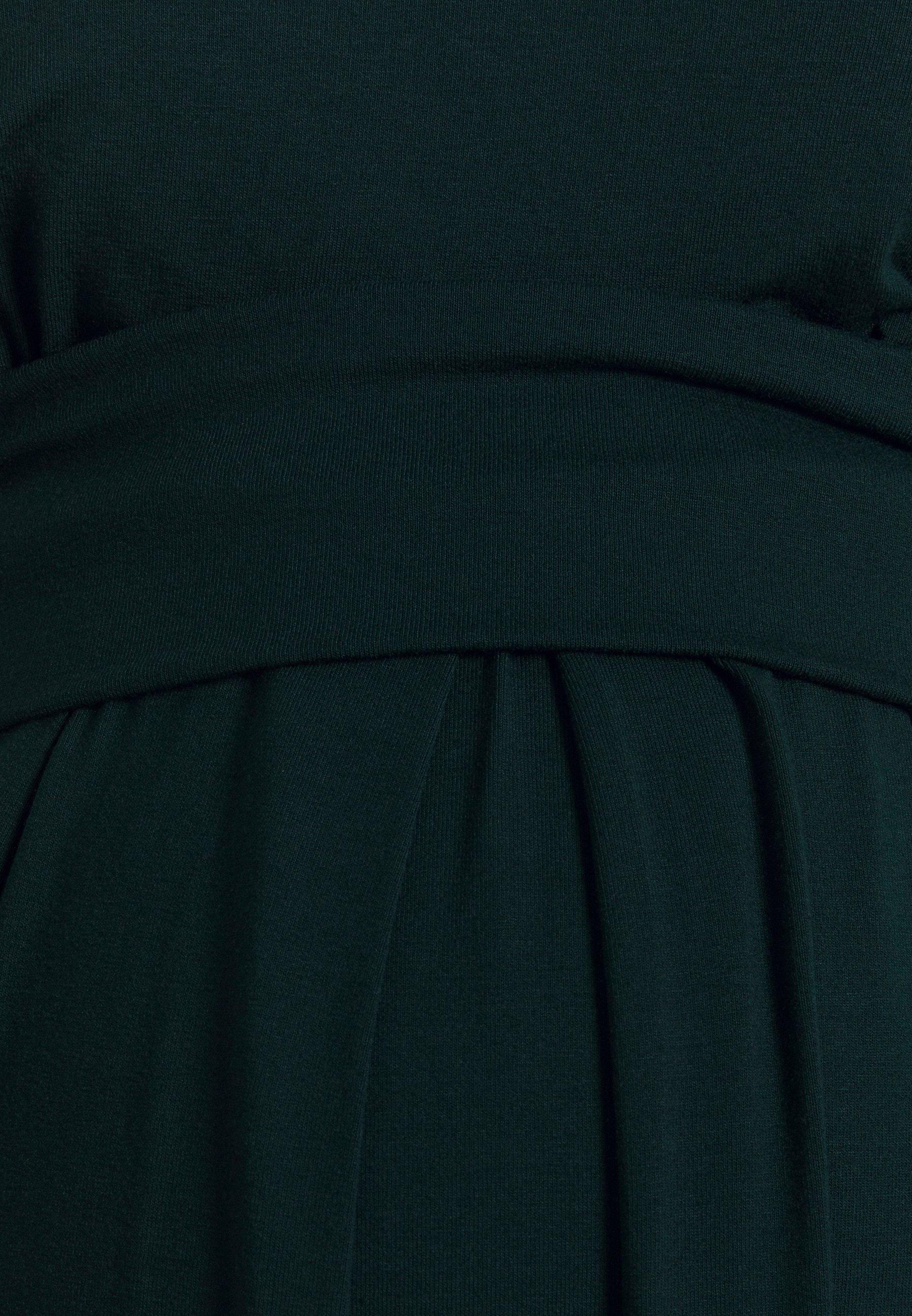 Seraphine PEACHEY Jerseykleid emerald/dunkelgrün