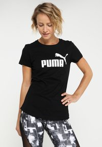 Puma - T-shirt print - black - 0