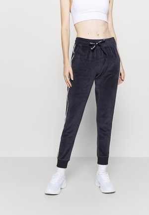 CUFF PANTS LEGACY - Tracksuit bottoms - navy