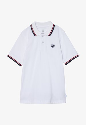 JJENOAH  - Polo - white