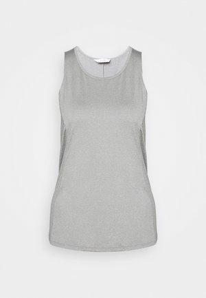 HYPER LOOSE FIT TANK - Top - grey