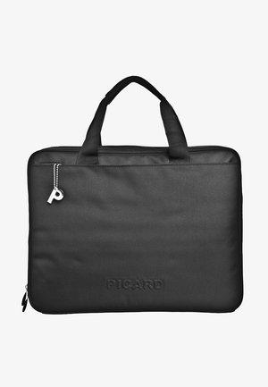 Laptop bag - schwarz