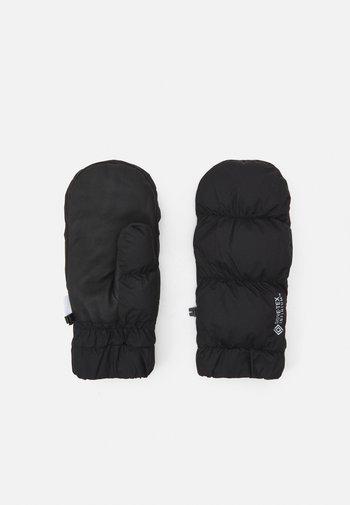 CHARLY MITTEN - Rękawiczki z jednym palcem - black