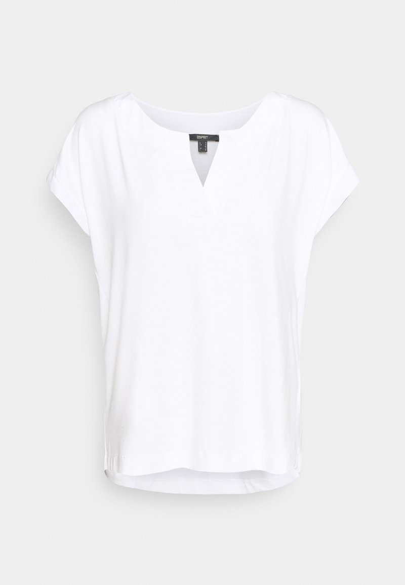 Esprit Collection - Print T-shirt - off white