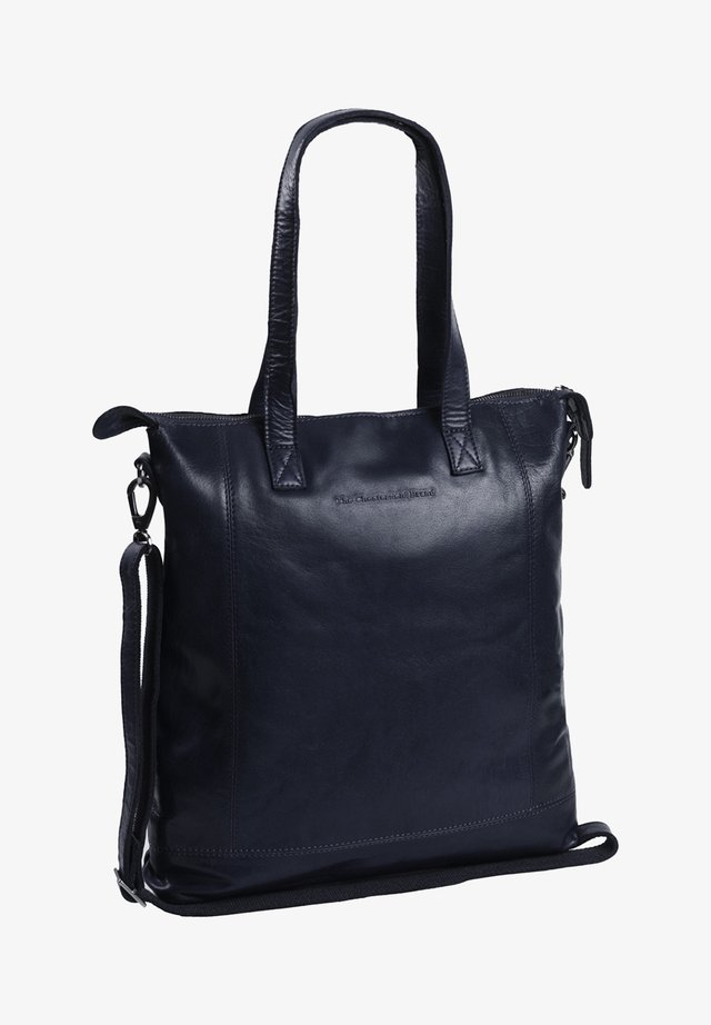 DARWIN - Shopping bag - navy