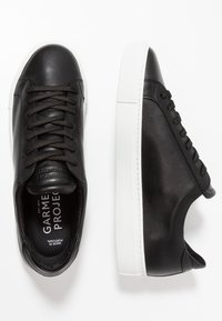 GARMENT PROJECT - TYPE - Sneakers basse - black - 1