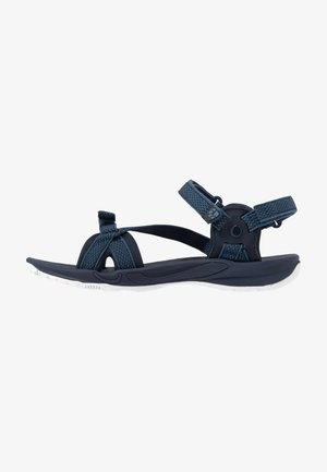 LAKEWOOD RIDE - Walking sandals - ocean wave