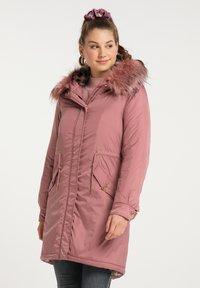 myMo - Winter coat - rosa - 0