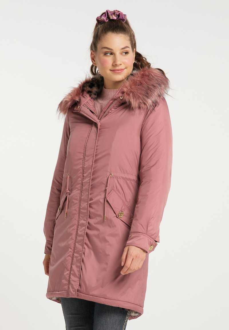 myMo - Winter coat - rosa