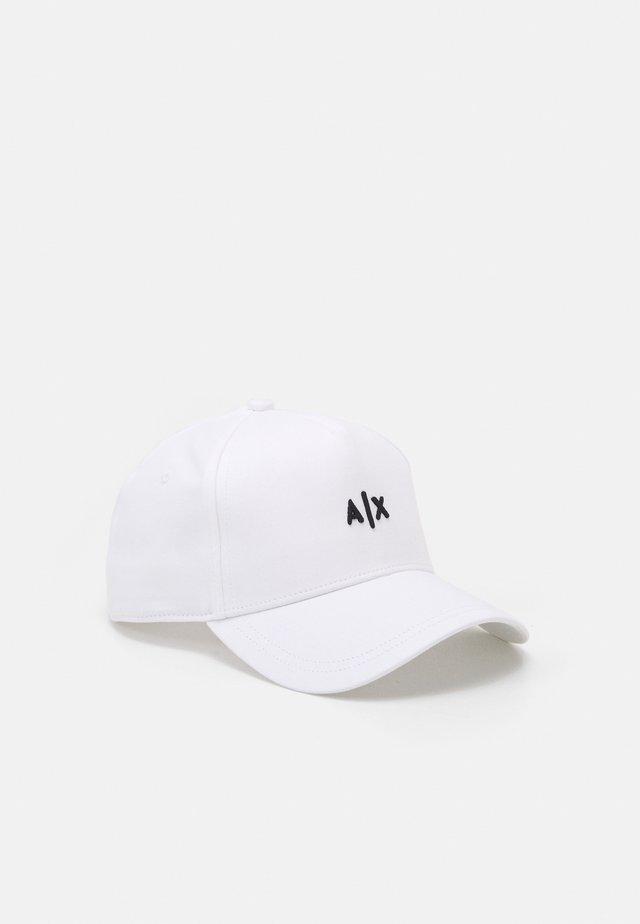 BASEBALL HAT UNISEX - Cap - white