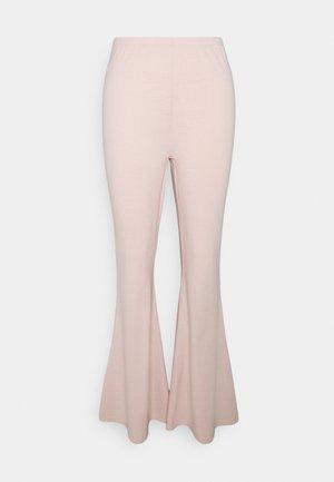 WIDE LEG PANT - Trousers - sugar swizzle