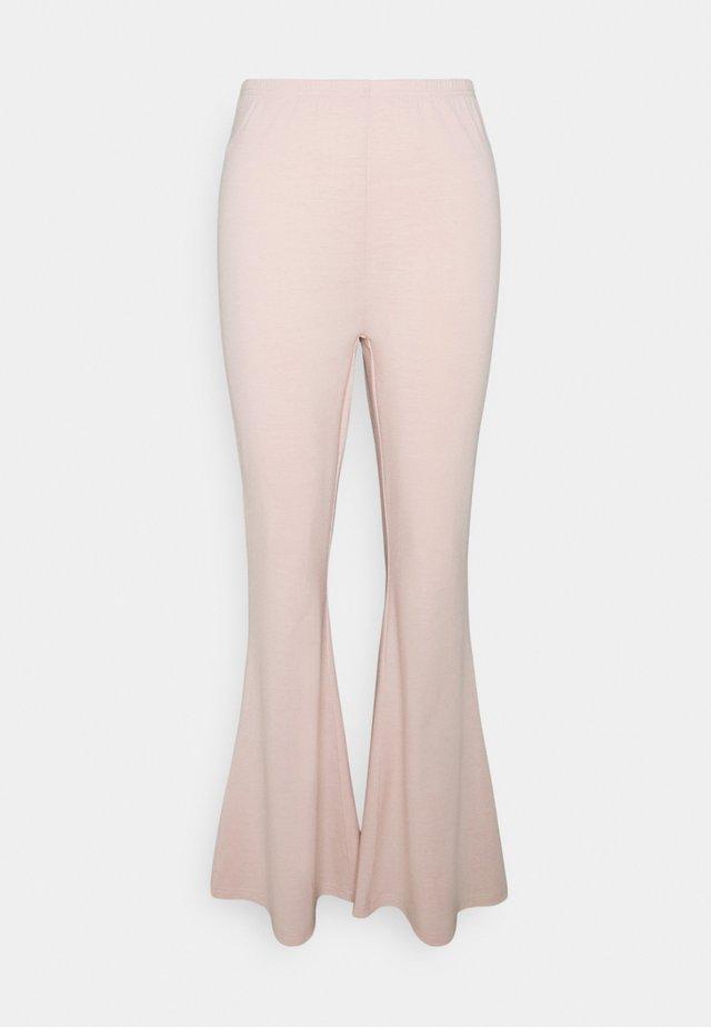 WIDE LEG PANT - Kalhoty - sugar swizzle